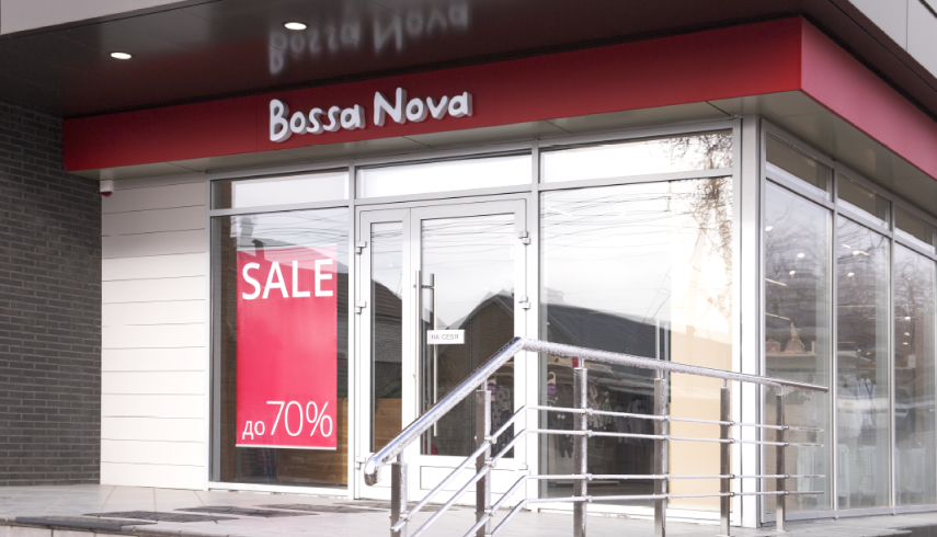 Bossa Nova outlet